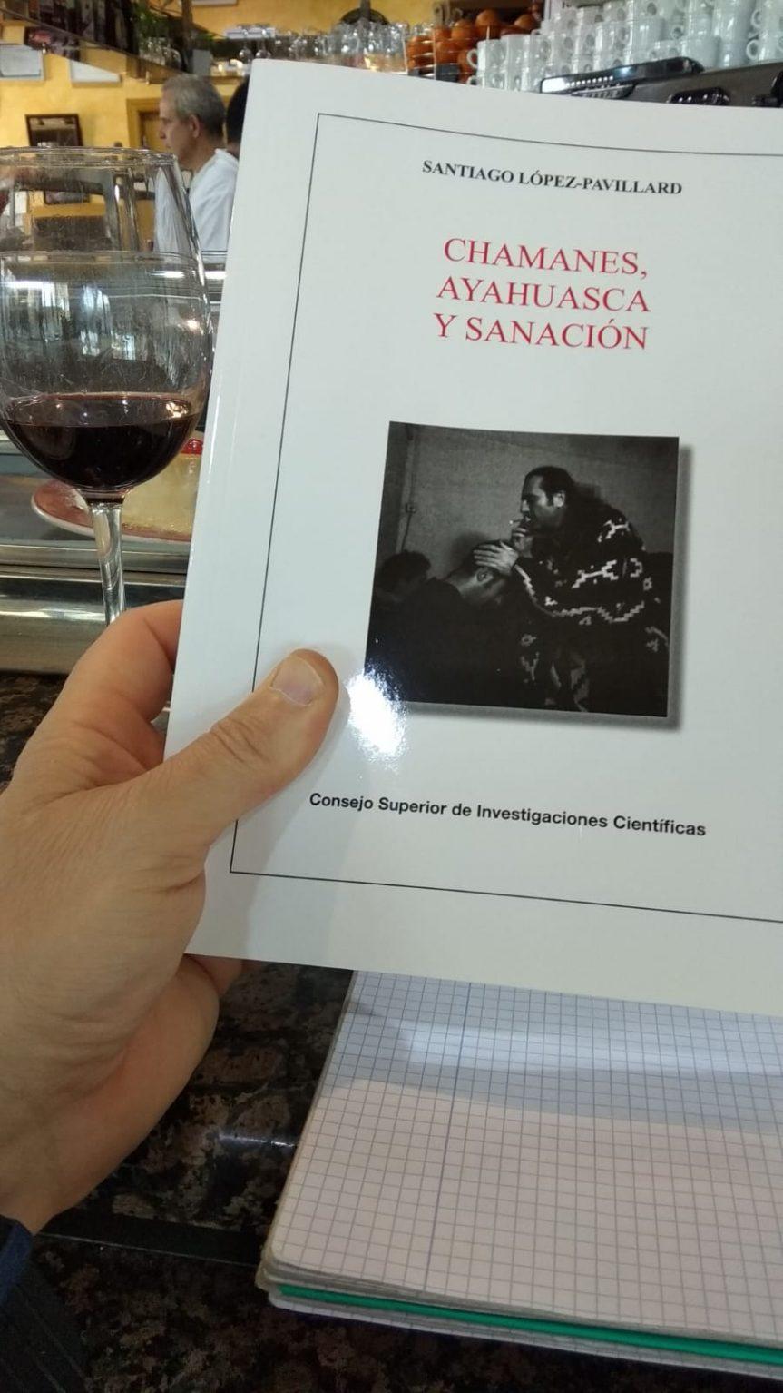 Chamanes, ayahuasca y sanación